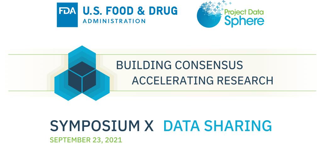 FDA PDS Symposium X: Data Sharing